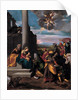 The Adoration of the Magi, 1575-1580 by Ippolito Scarsellino