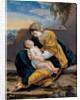 Madonna and Child in a landscape, 1621-1624 by Orazio Gentileschi
