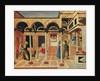 Birth of Saint Nicolas of Bari, 1430s by Pietro di Giovanni d'Ambrogio