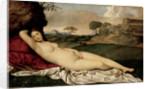 Sleeping Venus, 1508-1510 by Giorgione