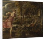 The Death of Actaeon, ca 1559-1575 by Titian
