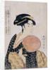 Takashima Ohisa (Ohisa of the Takashima tea-shop) by Kitagawa Utamaro