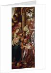 The Adoration of the Kings, c. 1510 by Master of Sardoal