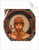 Saint Prince Vasilko Konstantinovich of Rostov, 1885-1896 by Viktor Mikhaylovich Vasnetsov