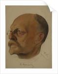 Portrait of Vikenty Vikentyevich Veresaev, 1923 by Nikolai Andreevich Andreev