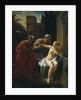 Susannah and the Elders, 1822 by Pyotr Vasilyevich Basin