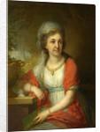 Portrait of Countess Yekaterina Alexeyevna Musina-Pushkina, 1797 by Vladimir Lukich Borovikovsky