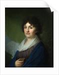 Portrait of Yekaterina Nikolayevna Davydova, 1795-1796 by Vladimir Lukich Borovikovsky