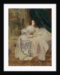 Portrait of Maria Buteneva with Daughter Maria, 1835 by Karl Pavlovich Briullov