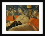 In the circus, c. 1908 by Boris Dmitryevich Grigoriev
