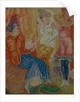 Women, 1916 by Boris Dmitryevich Grigoriev