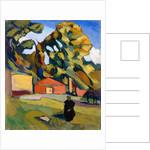 Decorative Landscape, 1928-1929 by Konstantin Nikolayevich Istomin