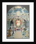 The Saviour Enthroned, 1905 by Mikhail Vasilyevich Nesterov