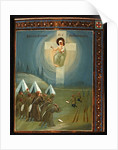The August Mother of God, 1915-1916 by Russian icon