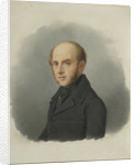 Portrait of Count Sergey Semionovich Uvarov, Early 1840s by Alexander Alexeyevich Vasilyevsky
