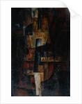 Violin, 1920 by Lev Alexandrovich Yudin