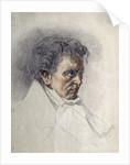 Ludwig van Beethoven (1770-1827) by Leon Bakst