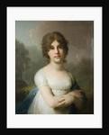 Portrait of Countess Yekaterina Gavriilovna Gagarina, 1801 by Vladimir Lukich Borovikovsky