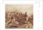 The battle of the Valerik River on July 11, 1840 by Mikhail Yuryevich Lermontov