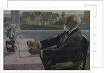 Portrait of the physiologist, psychologist, and physician Ivan P. Pavlov, 1935 by Mikhail Vasilyevich Nesterov