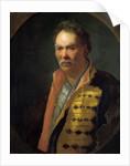 Portrait of a Hetman (Ivan Mazepa?), 1720s by Ivan Nikitich Nikitin