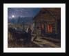 Before a Tavern by Konstantin Alexandrovich Trutovsky