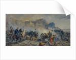 Russian army captured Izmail fortress by Fyodor Pavlovich Usypenko