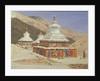 Chorten in Ladakh, 1875 by Vasili Vasilyevich Vereshchagin