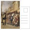 Dervishes Chorus Begging Alms in Tashkent, 1870 by Vasili Vasilyevich Vereshchagin