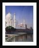 The Taj Mahal at Agra by Vasili Vasilyevich Vereshchagin
