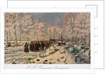 French Retreat from Moscow, 1888-1895 by Vasili Vasilyevich Vereshchagin
