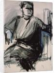 Self-portrait, 1934 by Vera Mikhailovna Yermolayeva