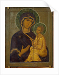 The Virgin of Tikhvin, 16th century by Russian icon