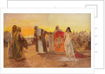 The Slave Market by Otto Pilny