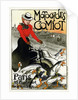 Motocycles Comiot (Advertising Poster) by Theophile Alexandre Steinlen