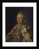Portrait of Empress Catherine II by Alexander Roslin
