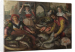 The Four Elements: Water by Joachim Beuckelaer