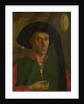 Edward Grimston, 1446 by Petrus Christus