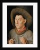 Man with pinks, c. 1510 by Jan van Eyck