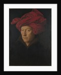 Portrait of a Man (Self Portrait), 1433 by Jan van Eyck