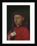 Marco Barbarigo, c. 1450 by Jan van Eyck