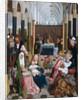 The Holy Kinship, 1493 by Jans Geertgen tot Sint