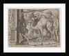 The Unhappy Lot of the Rich, 1563 by Maarten Jacobsz van Heemskerck