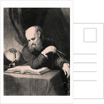 Galileo Galilei by Samuel Sartain