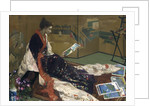 Caprice in Purple and Gold: The Golden Screen by James Abbott McNeill Whistler