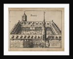 The Old Exchange in Antwerp, Early 17th cen by Anonymous
