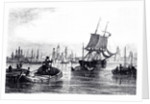 View of Arkhangelsk, 1835 by Anonymous
