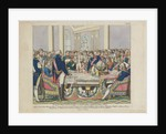 The Congress of Vienna by August Friedrich Andreas Campe