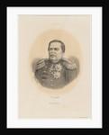 Portrait of Count Nikolay Muravyov-Amursky, 1865 by Jacques François Gaudérique Llanta