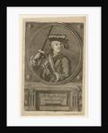 Field-Marshal Count Pyotr Alexandrovich Rumyantsev-Zadunaisky, 1770 by Anonymous